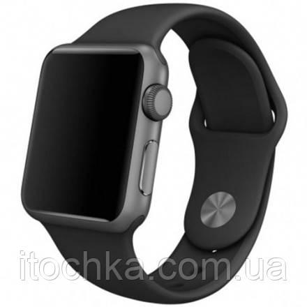 Ремешок Apple Sport Band for Apple Watch 42mm/44mm Black