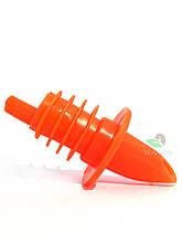 Гейзер-пластикова пробка помаранчева