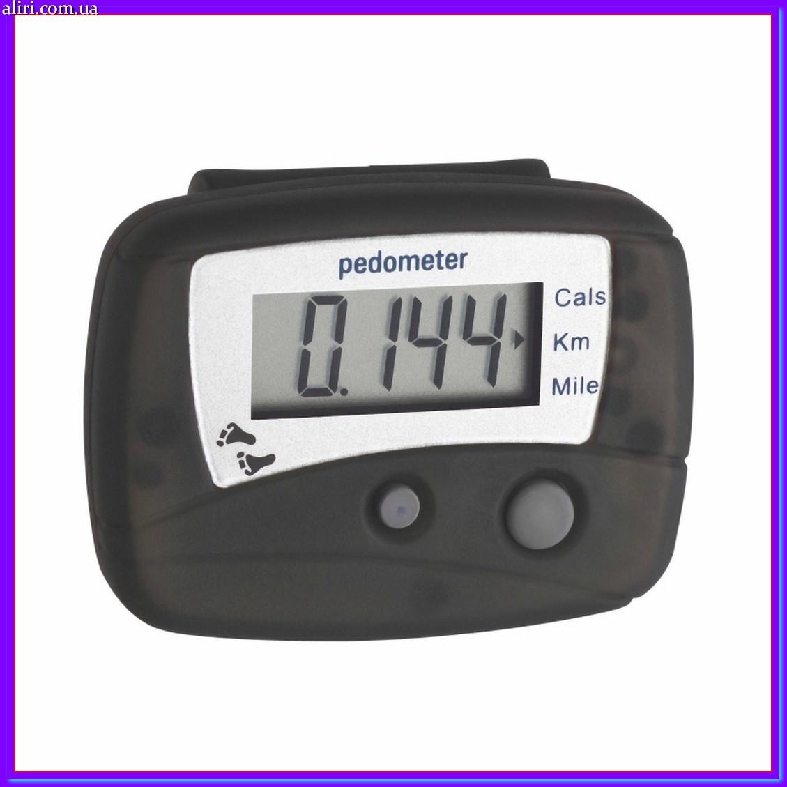 Шагомер,педометр, электронный цифровой шагомер со счетчиком каллорий,растояния