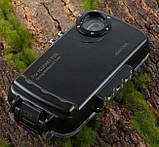 Подводный бокс Haweel HWL-2520B для Huawei P20 - Black, фото 2