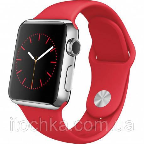 Ремінець Apple Sport Band for Apple Watch 42mm/44mm Red