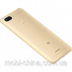 Смартфон Xiaomi Redmi 6 3/64Gb Gold EU, фото 3