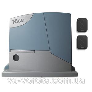 Автоматика для откатных ворот Nice (Run 2500)