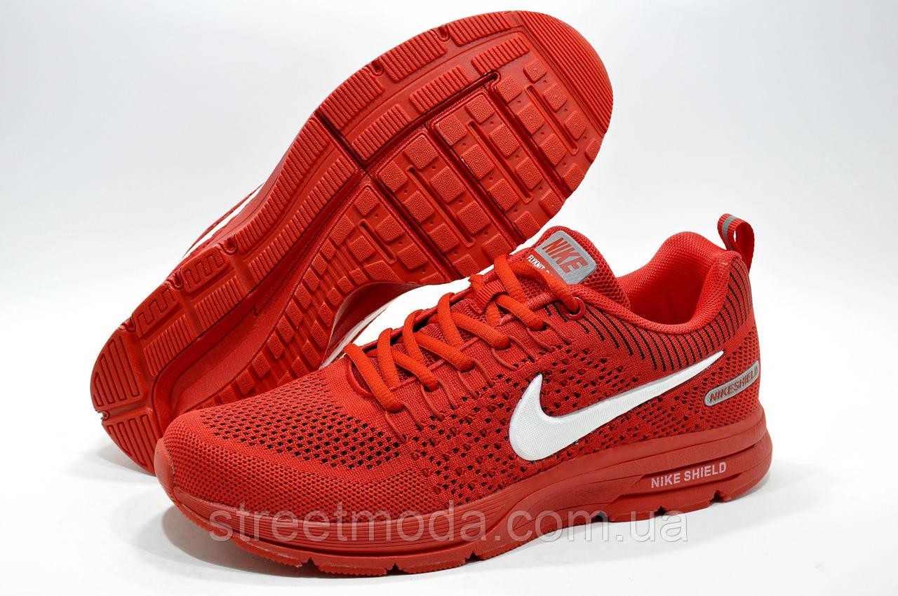 0e1e1e0f Мужские беговые кроссовки стиле Найк Air Zoom Shield 2019, Красные -  Интернет-магазин