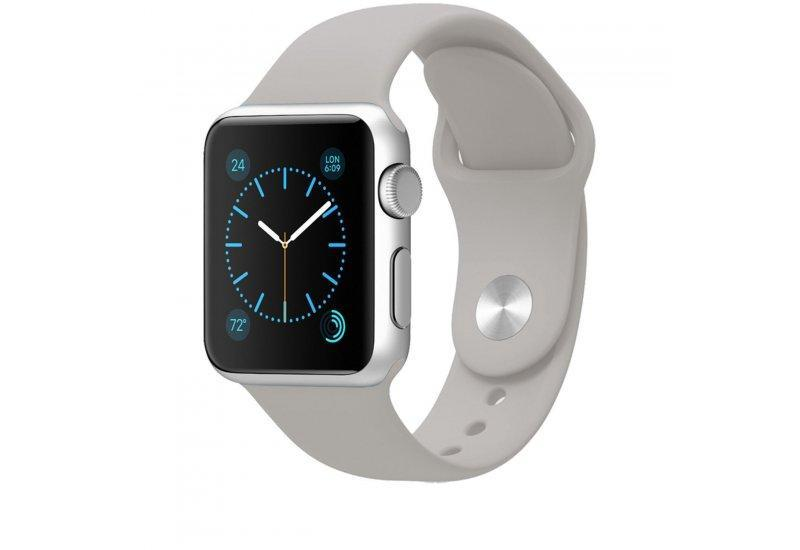 Ремешок Apple Sport Band for Apple Watch 38mm/40mm Stone