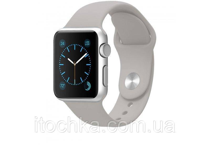 Ремінець Apple Sport Band for Apple Watch 38mm/40mm Stone