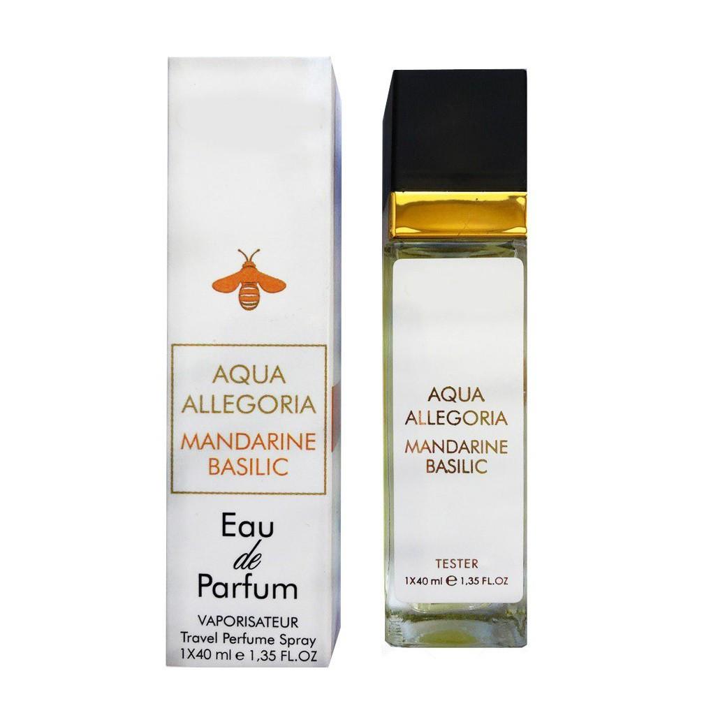 Женский мини-парфюм Aqua Allegoria Mandarine Basilic - 40 мл