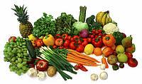 Фрукты, овощи и зеленые корма