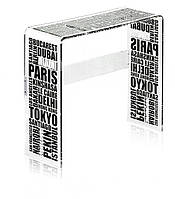Пристенный стол с УФ-печатью 750х300х750 мм
