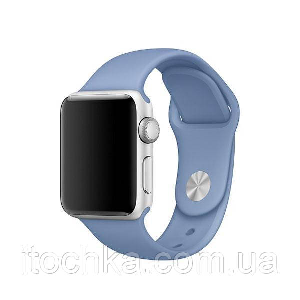 Ремешок Apple Sport Band for Apple Watch 38mm/40mm Blue Cobalt