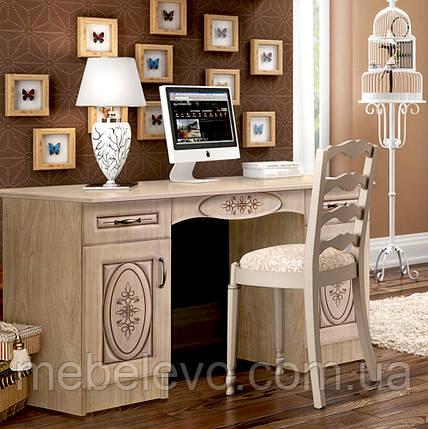 Стол письменный Василиса  750х1200х540мм   Мастер Форм, фото 2