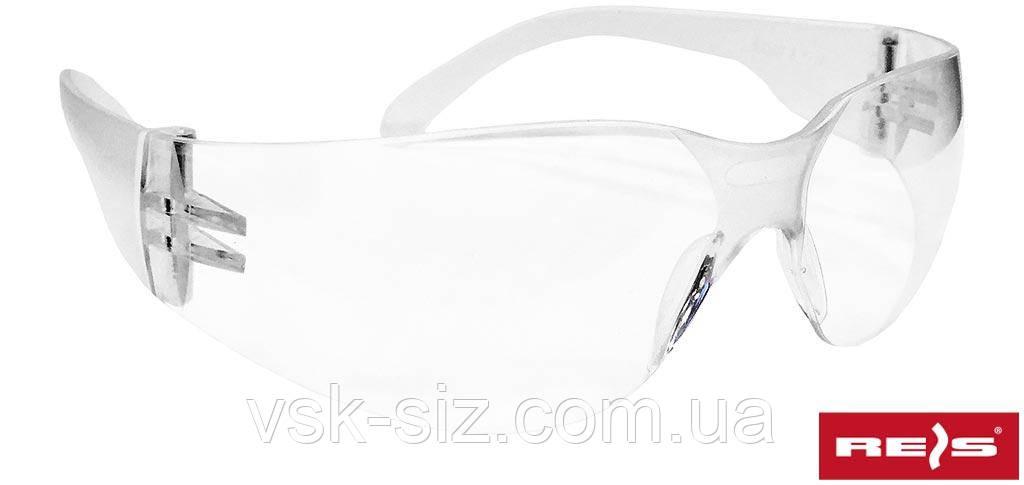 Защитные открытые противоосколочные очки OO-CANSAS .
