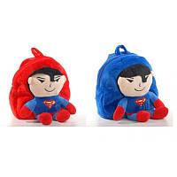 Рюкзак-помогатор детскиймягкий(рюкзак для садика и прогулок) - Супермен 24770-2