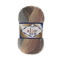 Alize ANGORA REAL 40 Batik № 4726, фото 1