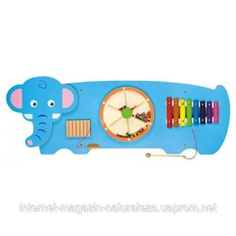 Бизиборд Viga Toys Слон