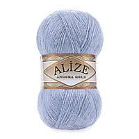 Alize ANGORA GOLD голубой № 40, фото 1
