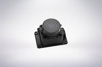 Колодка одинарная с заглушкой 1х16 каучук (25шт/уп)