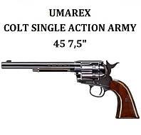 """Пневматический пистолет Umarex Colt Single Action Army 45 7,5"""""""