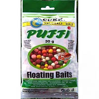 Воздушное тесто Cukk Puffi mix (ливер) 3-6-8-10мм