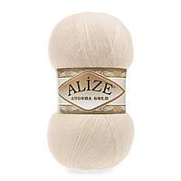 Alize ANGORA GOLD молочно-бежевый № 67, фото 1