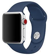 Ремешок Apple Sport Band for Apple Watch 38mm/40mm Midnight blue