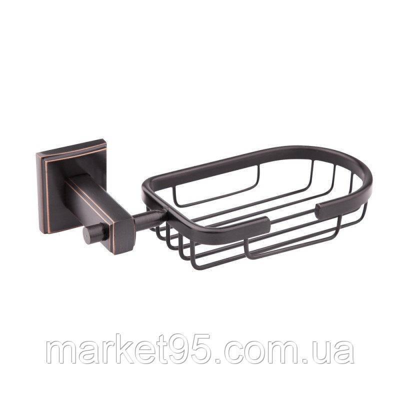 GF Italy (BLB)/S- 2602-1 мыльница настенная решетка овал