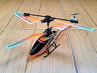 Вертолет на пульте управления р/у Carrera Neon Storm оранжевый