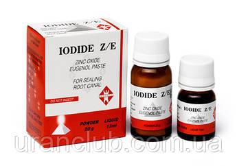 IODID Z/E. Цинкоксид эвгеноловая паста 20 г+10 мл.
