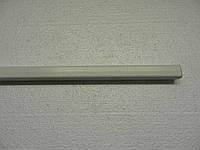 Труба ПВХ квадратная для ниппельного поения 22×22мм (ТР-14), фото 1