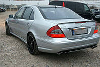 Лип спойлер (Lorincer) Mercedes w211, Мерседес
