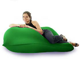 Кресло Бабл Бум мешок Gum Boom бескаркасное спандекс, (L, XL, XXL, XXXL), зеленое