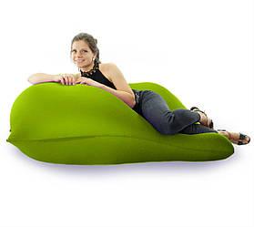 Кресло Бабл гам мешок Boom бескаркасное спандекс, (L, XL, XXL, XXXL), оливковое