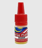 Orange/Апельсин, Ароматизатор Malaysia flavors 5 мл