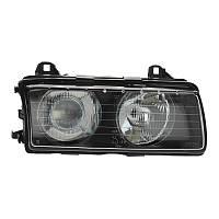Передние (правая) e36 альтернативная тюнинг оптика фары на для BMW БМВ e36 3 10/1994-1998 правая H1/H1 автомат. регул. 2/4 дв. тип HELLA