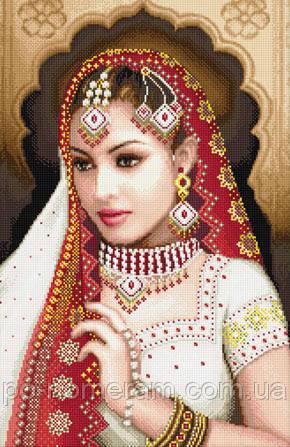 алмазная живопись больших размеров Индианка