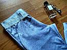 Штаны для прогулок и спорта штанишки спортивные брюки кельвин трикотаж двунитка С-ка серые, фото 6