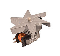 Двигатель (мотор) вентилятора конвекции для духовки Indesit C00081589 (4820000227040)