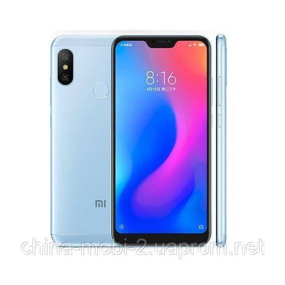 Смартфон Xiaomi Mi A2 Lite 4/64Gb Blue EU