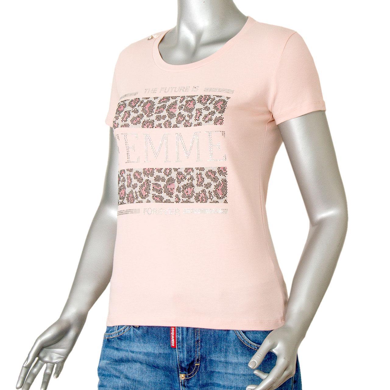 Женская футболка PAW