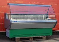 Холодильная витрина колбасная «Технохолод Прима» 1.8 м. (Украина), отличное состояние, Б/у, фото 1