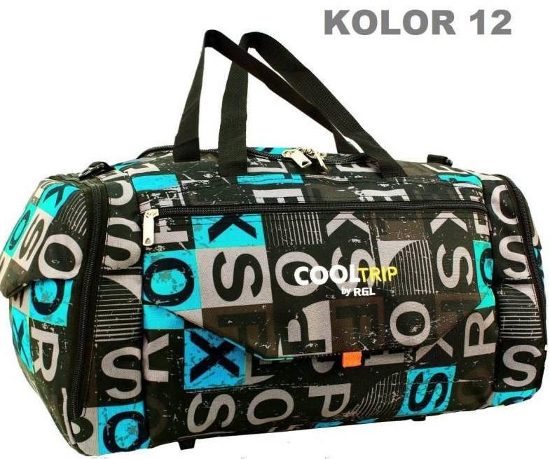 Дорожная сумка RGL Model 25, колор 12