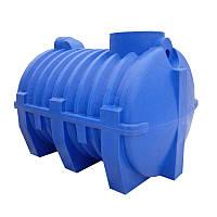 Септик для канализации 2500 л, 201 х 135 х 148 см