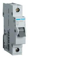 MB120A Автоматический выключатель In = 20А, 1п, В, 6 kA, 1м Hager