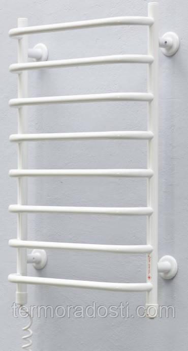 Электрический полотенцесушитель Теплый Мир Стеир плюс L (710*470*145) 114Вт