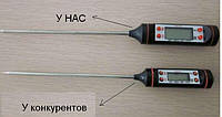 Улучшенный цифровой кухонный термометр - большой циферблат