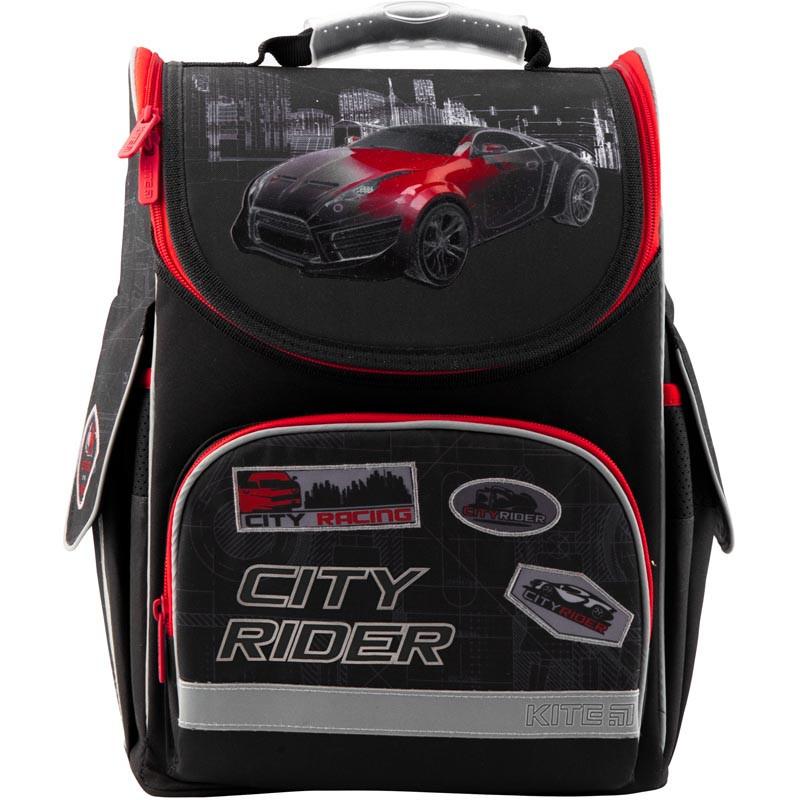 Рюкзак школьный каркасный Kite Education City rider (K19-501S-6)