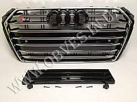 Решетка радиатора Audi A4 2015+  стиль Audi S4