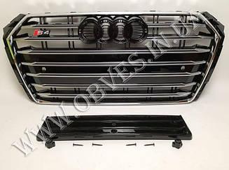 Решітка радіатора Audi A4 2015+ стиль Audi S4