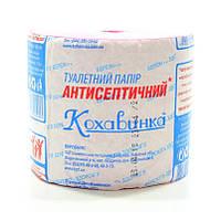 Туалетная бумага Кохавинка Антисептическая 8 рулонов
