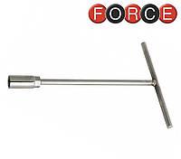 Ключ торцевой шестигранный Т-образный 12 мм (Force 77412A)